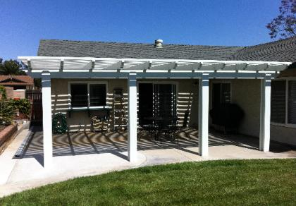 Alumawood do it yourself patio cover kits awnings for Do it yourself patio covers